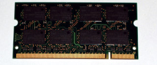 512 MB DDR RAM 200-pin SO-DIMM PC-2700S   Infineon HYS64D64020GBDL-6-B