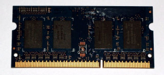 1 GB DDR3-RAM 204-pin SO-DIMM 2Rx16 PC3-8500S  Qimonda IMSH1GS14A1F1C-10F
