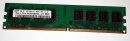 2 GB DDR2-RAM 240-pin 2Rx8 PC2-6400U  non-ECC 800 MHz...