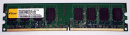 2 GB DDR2-RAM 240-pinPC2-6400U non-ECC CL5  Elixir M2Y2G64TU8HD5B-AC