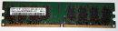 1 GB DDR2-RAM 2Rx8 PC2-6400U non-ECC  Samsung...