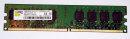 1 GB DDR2-RAM 240-pin 2Rx8 PC2-4200U non-ECC Aeneon...