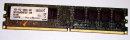 1 GB DDR2-RAM 240-pin PC2-5300U non-ECC  Swissbit...