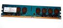 1 GB DDR2-RAM 240-pin  2Rx8 PC2-5300U non-ECC  Nanya...
