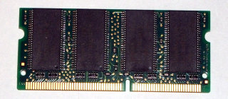 128 MB SO-DIMM PC-133  144-pin CL3 Hynix HYM71V16M635AT8-H AA