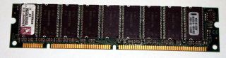 256 MB SD-RAM 168-pin PC-133 ECC  Kingston KVR133X72C2/256   9965121   single-sided
