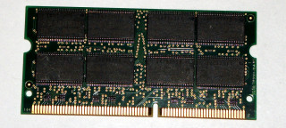 512 MB SO-DIMM PC-133  Kingston KTC-N600/512