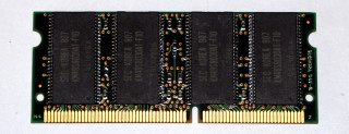 64 MB SO-DIMM PC-100  Samsung KMM466S823AT3-F0