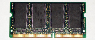 128 MB SO-DIMM 144-pin PC-100  SD-RAM CL3 Hyundai HYM71V65M1601 LTX-10S