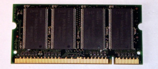 512 MB DDR-RAM 200-pin PC-2700S Laptop-Memory   Infineon HYS64D64020HDL-6-B