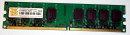 2 GB DDR2-RAM 240-pin PC2-5300U non-ECC 667 MHz ...