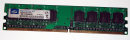 1 GB DDR2-RAM PC2-6400U non-ECC 800 MHz Team TVDD1024M800...