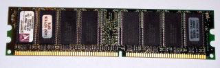 1 GB DDR-RAM 184-pin PC-3200U non-ECC   Kingston KTM-M50/1G