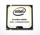 CPU Intel Core2Duo E6600 SL9ZL Prozessor  2x2.40 GHz,...