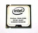 Intel Dual-Core CPU E2180  SLA8Y   2x2.00 GHz, 800 MHz...