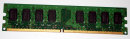 2 GB DDR2-RAM 240-pin PC2-5300U non-ECC  Aeneon AET860UD00-30D-S