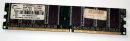 1 GB DDR-RAM 184-pin PC-3200U non-ECC G.SKILL...