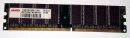 1 GB DDR RAM 184-pin PC-2700U non-ECC takeMS BD1024TEC501E