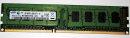1 GB DDR3-RAM 240-pin 1Rx8 PC3-10600U non-ECC Samsung...