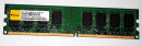 1 GB DDR2-RAM 1Rx8 PC2-5300U non-ECC  Elixir...