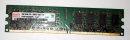 2 GB DDR2-RAM 240-pin PC2-5300U nonECC  Hynix...