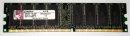 1 GB DDR-RAM 184-pin PC-2700U nonECC Kingston...