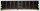 1 GB DDR-RAM 184-pin PC-2700U nonECC Kingston KVR333X64C25/1G 99...5193