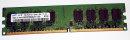 1 GB DDR2 RAM 240-pin 2Rx8 PC2-5300U non-ECC  Samsung...