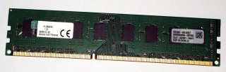 4 GB DDR3-RAM PC3-10600U non-ECC  Kingston KFJ9900/4G   9905403