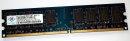 1 GB DDR2-RAM 240-pin PC2-6400U nonECC 800 MHz Nanya...