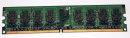 1 GB DDR2-RAM 240-pin 1Rx8 PC2-6400U non-ECC   Elixir M2Y1G64TU88G7B-AC