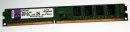 4 GB DDR3 RAM 240-pin PC3-10600U nonECC  Kingston KVR1333D3N9/4G   99..5471