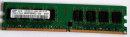 1 GB DDR2-RAM 240-pin 2Rx8 PC2-5300U non-ECC  Samsung...