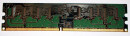 1 GB DDR2-RAM 240-pin 1Rx8 PC2-5300U non-ECC 667 MHz Samsung M378T2863QZS-CE6