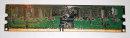 1 GB DDR2-RAM 240-pin 1Rx8 PC2-6400U non-ECC  800 MHz Samsung M378T2863DZS-CF7
