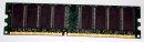 1 GB DDR-RAM 184-pin PC-2700U non-ECC   Kingston KTC-D320/1G