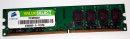 1 GB DDR2 RAM 240-pin PC2-4200U nonECC  Corsair VS1GB533D2