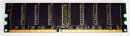 1 GB DDR-RAM 184-pin PC-3200U non-ECC   Samsung M368L2923DUN-CCC