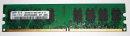 2 GB DDR2-RAM 240-pin 2Rx8 PC2-6400U  non-ECC  Samsung...