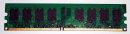 2 Go DDR2-RAM 240 broches 2Rx8 PC2-6400U non ECC Samsung M378T5663QZ3-CF7