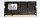 512 MB DDR-RAM 200-pin SO-DIMM  PC-2100S CL2.5   Samsung M470L6423CK0-CB0