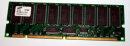 512 MB SD-RAM 168-pin PC-133R Registered-ECC Samsung...