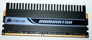 2 GB DDR2-RAM PC2-8500U  Corsair Dominator CM2X2048-8500C5D 2.1V ver1.2 XMS2