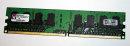 1 GB DDR2-RAM PC2-6400U non-ECC  Kingston KTH-XW4400C6/1G...