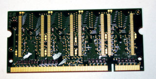 128 MB DDR-RAM 200-pin PC-2100S Laptop-Memory  Samsung M470L1624BT0-CB0