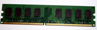 2 GB DDR2 RAM 240-pin PC2-4200U non-ECC  Kingston KFJ2888/2G    9905316