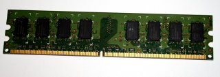 2 GB DDR2-RAM PC2-6400U non-ECC  Kingston KTH-XW4400C6/2G  9931026
