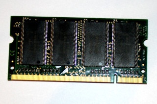 512 MB DDR-RAM 200-pin PC-2100S 200-pin Laptop-Memory Kingston M6464B250   9905064