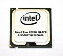 CPU Intel Core2Duo E7200 SLAPC  Sockel 775    2.53 GHz /...