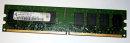 2 GB DDR2-RAM 240-pin 2Rx8 PC2-6400U non-ECC  Qimonda...